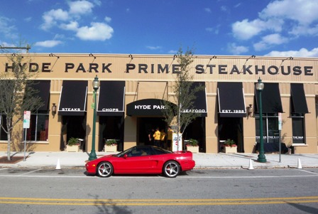 Hyde Park Steakhouse Sarasota, FL